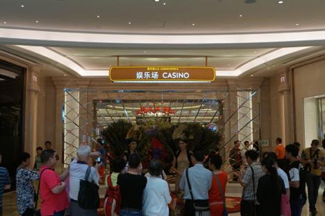 低迷続くマカオのカジノ売上、16年第1四半期にも底打ちか=香港証券大手見通し