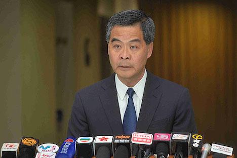 次期香港行政長官選挙、2017年3月26日に実施=現職の再選有無が焦点