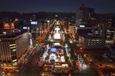 日本からの観光客誘致狙う=マカオ政府旅遊局が「さっぽろ雪まつり」出展へ