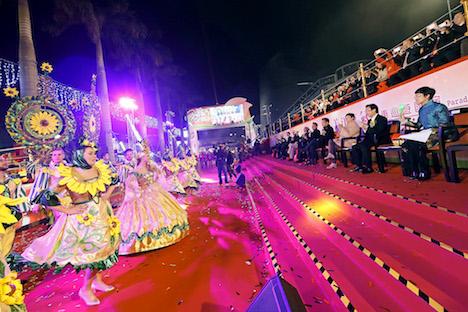 2015年に開催されたマカオ春節パレードのイメージ=2015年2月21日(写真:GCS)