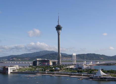 マカオタワーのバンジージャンプ、高さ世界一の座から陥落の可能性