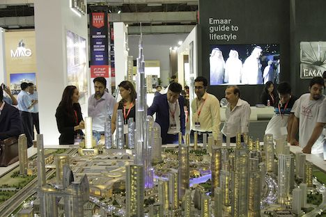 ドバイ不動産展、香港で初開催=割安感と高利回りでチャイナマネー吸引狙う
