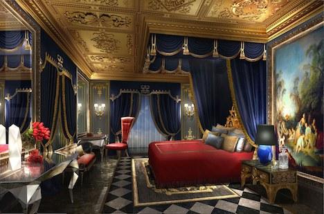 1室あたり建設費8億円…超豪華ホテル「THE 13」今夏マカオに登場