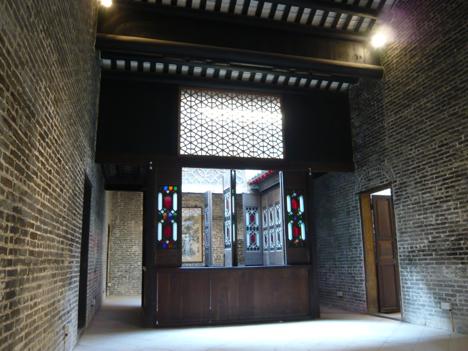 マカオの世界遺産・盧家屋敷、しばらく一般公開中止