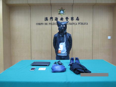 マカオ、女子トイレ盗撮容疑で中国人博士研究生逮捕=画像と動画2千点以上保存