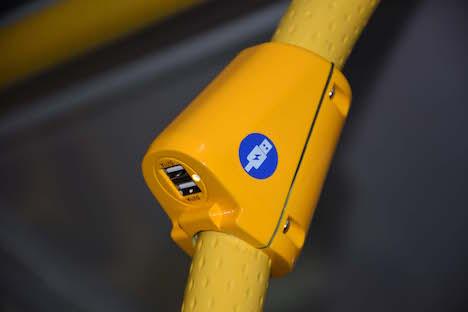 アジア初!マカオの路線バスがUSB電源を装備=Transmac社が投入の新型車両