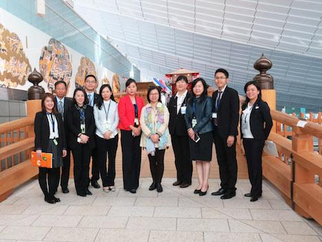 マカオ国際空港運営会社視察団が羽田・関西の両空港を訪問=商業施設や環境インフラに高い関心