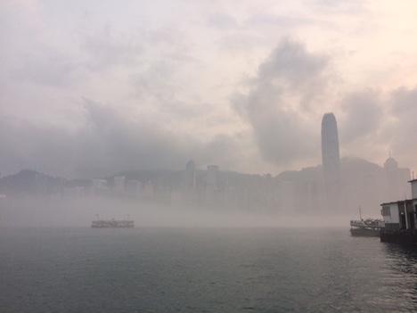香港の4月の平均湿度89%…1961年以来の高湿記録更新