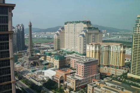 米カジノ大手サンズ、マカオのホテル客室供給数1万3千室へ=7番目のホテル「パリジャン」9月中旬開業予定