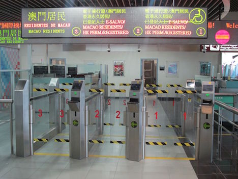 マカオ入管、韓国パスポート保有者に自動化ゲート利用開放か=香港・韓国間では今月から