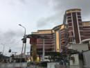 ウィンパレス建設現場の様子=2016年6月、マカオ・コタイ地区-本紙撮影