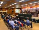 第28回マカオ国際花火コンテスト開催概要説明会の様子=7月7日、マカオフォーラム(写真:MGTO)