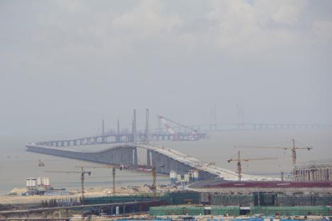 港珠澳大橋、香港市街地との交通アクセス計画明らかに=香港と珠海・マカオ結ぶ夢の架け橋