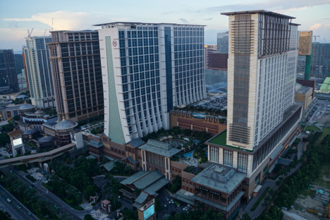 マカオの6月ホテル客室稼働率82%に上昇=宿泊客数増で供給増加分を消化