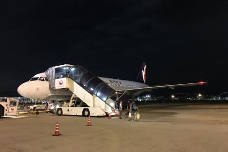 マカオ〜日本間のフライトが6割超の増加…東京・大阪線デイリー化と福岡線新規就航が寄与=16年上半期