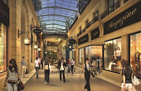 新IRパリジャンマカオのショッピングモール、マカオ初登場ブランド多数=9月13日開業予定