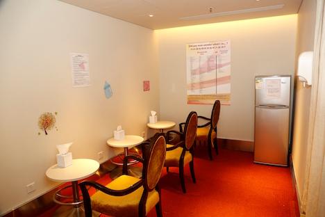 マカオカジノ大手MCEが従業員用さく乳室を設置…仕事と子育ての両立を支援