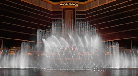 超豪華カジノIR「ウィンパレス」開幕…総工費4千億円=マカオ・コタイ地区