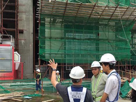 マカオの大型IR建設工事現場でガラス落下事故=中国本土からの出稼ぎ労働者死亡