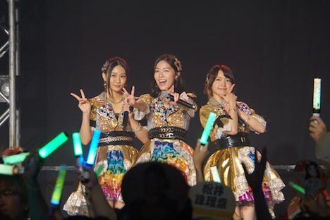 SKE48が香港でファンミーティング開催…松井珠理奈さんらメンバー3人参加