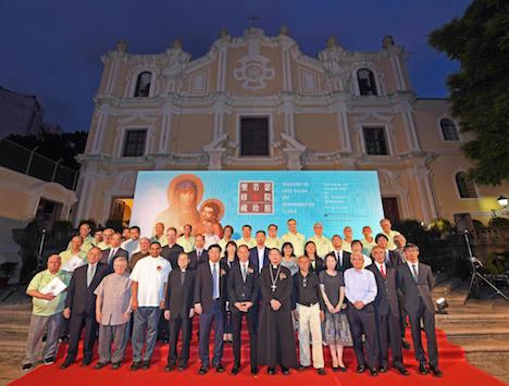マカオ、世界遺産・聖ヨゼフ修道院にミュージアム新設=カトリック関連アート110点展示