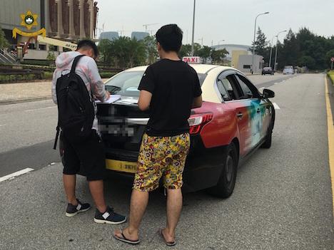 マカオ、悪質タクシーの暗躍続く=9月検挙数248件、ぼったくりと乗車拒否が全体の約8割