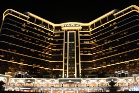 国際カジノ大手ウィンリゾーツ、売上高45.3%増…マカオの新IR開業効果=17年第3四半期