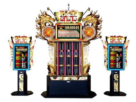 セガサミークリエイションのカジノマシン、マカオの大型IRスタジオ・シティで稼働開始=ヴェネチアンマカオに次いで2店舗目