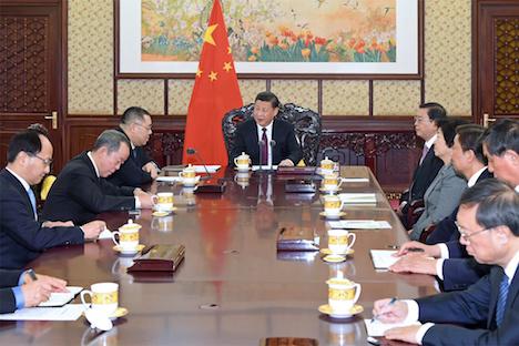 中国中央、マカオの今年度施政に十分な肯定=「一帯一路」への参加も批准