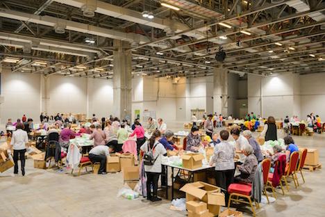 国際カジノ大手LVサンズが世界4都市のIRで慈善イベント開催…半年間で10万個の衛生キット制作
