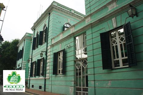 タイパ・コロアン歴史館(資料)=タイパヴィレッジ-本紙撮影
