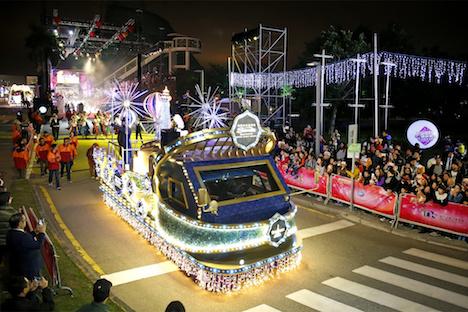 マカオの春節パレードにYOSAKOIソーランチーム新琴似天舞龍神が参加へ