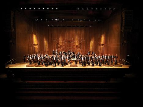 ロンドン交響楽団(写真:ICM)