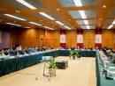 マカオ政府各部門によるユネスコ・クリエイティブシティーズネットワーク登録申請作業委員会第1回全体会議の様子=2017年1月19日(写真:MGTO)