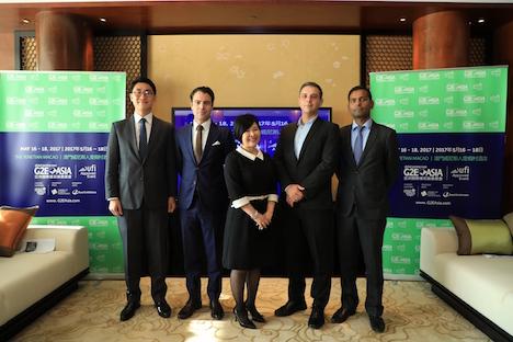 アジア最大級の国際カジノ見本市「G2Eアジア2017」概要発表=5月開催、規模拡大