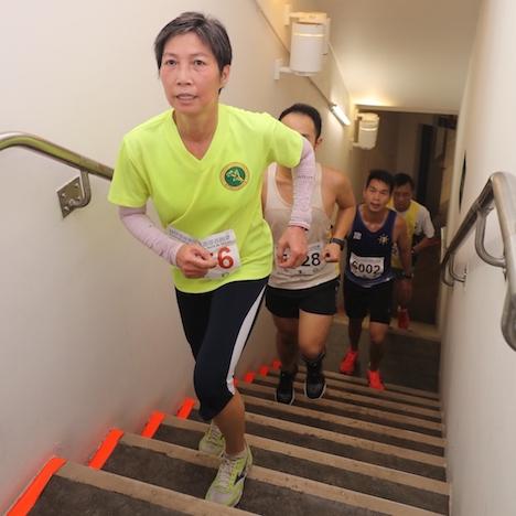 春節スポーツイベント「步步高陞マカオタワー長距離走」開催=600人のランナーが参加