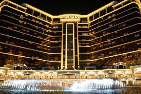 【マカオIR探訪記】ウィン・パレス…完成度の高さが光る豪華&エレガントリゾート