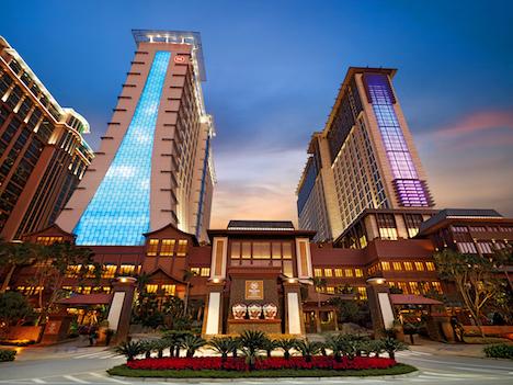 シェラトングランドマカオがエコキャンペーン立ち上げ=マカオ最大の4千室擁するメガホテル