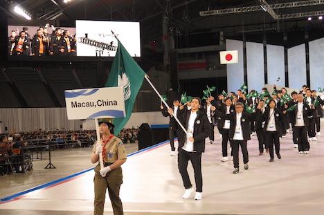 冬季札幌アジア大会にマカオ選手団29人参加