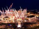 今年2月に開業した5つ星のレジェンドパレスホテル(資料)=2月27日、マカオフィッシャーマンズワーフ(写真:Macau Legend Development Ltd.)