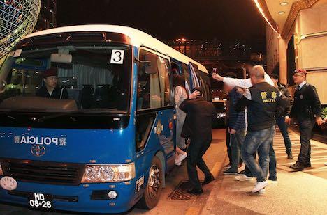広東省・香港・マカオの警察が連携…同一時間に一斉取り締まり実施