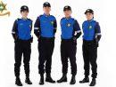 マカオ観光警察隊の制服(写真:マカオ治安警察局)