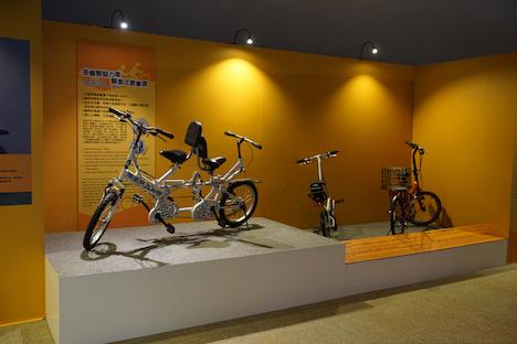 発明探索展の展示品の一例(写真:MSC)