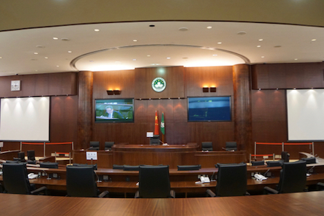 第6回マカオ立法会選挙投票日、9月17日に決まる