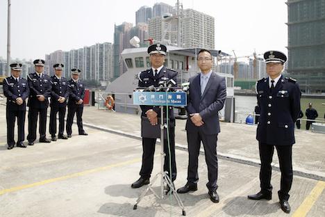 中国本土からマカオへの密航、小型多頻度化の傾向