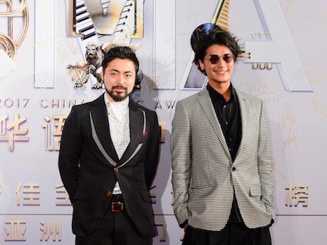 JINTAKAが「アジアで最も人気の日本グループ賞」受賞…マカオ開催の第21回チャイナミュージックアワード