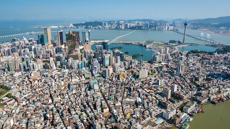中国本土とマカオの貿易額16%減=17年第1四半期
