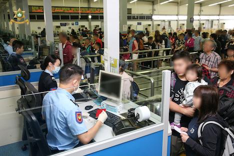 労働節3連休の訪マカオ旅客数37.5万人…前年同期比6.7%増=ホテル客室稼働率94.5%