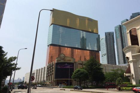 マカオのカジノホテル客室内で中国人男性が首つり自殺…遺書に「カジノで負けた」