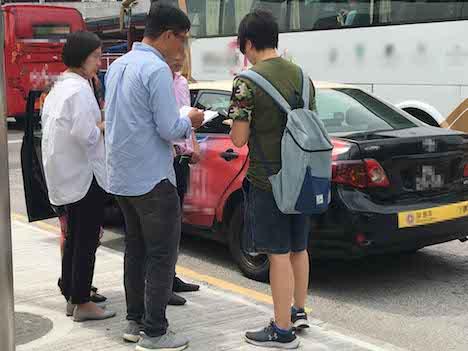 マカオの悪質タクシー暗躍続く…9月の違反検挙数448件=ぼったくりと乗車拒否が全体の約85%